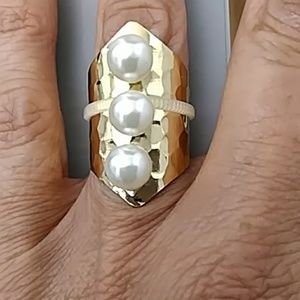*2 for $10* NWT LYDELL NYC Ring